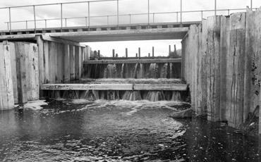 БУ трубы для строительства плотин