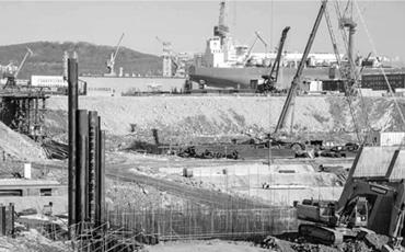 БУ трубы для строительства сухих доков