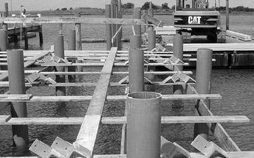 Бу трубы для строительства пристани