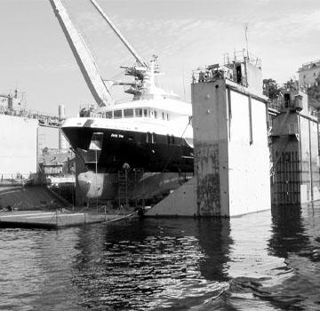 Б/у трубы для строительства плавучих доков