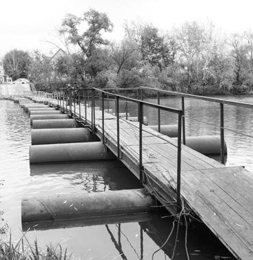 Б/у трубы для возведение понтонных мостов