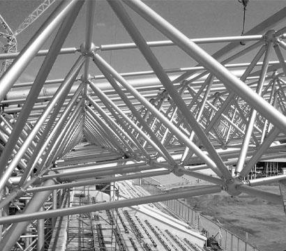 Особенности металлоконструкций круглого сечения