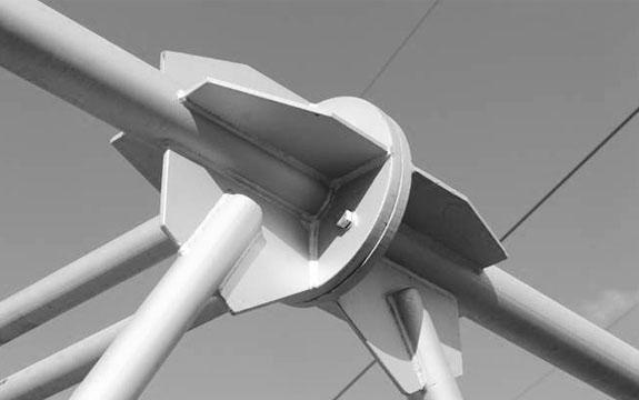 Технологии соединений конструкций из круглых труб
