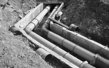 Магистральные трубопроводы низкого давления