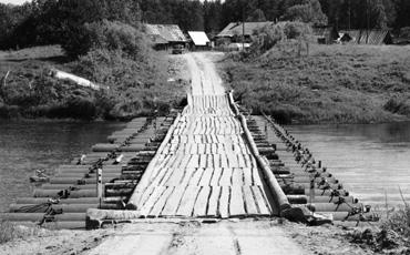 Понтонные мосты